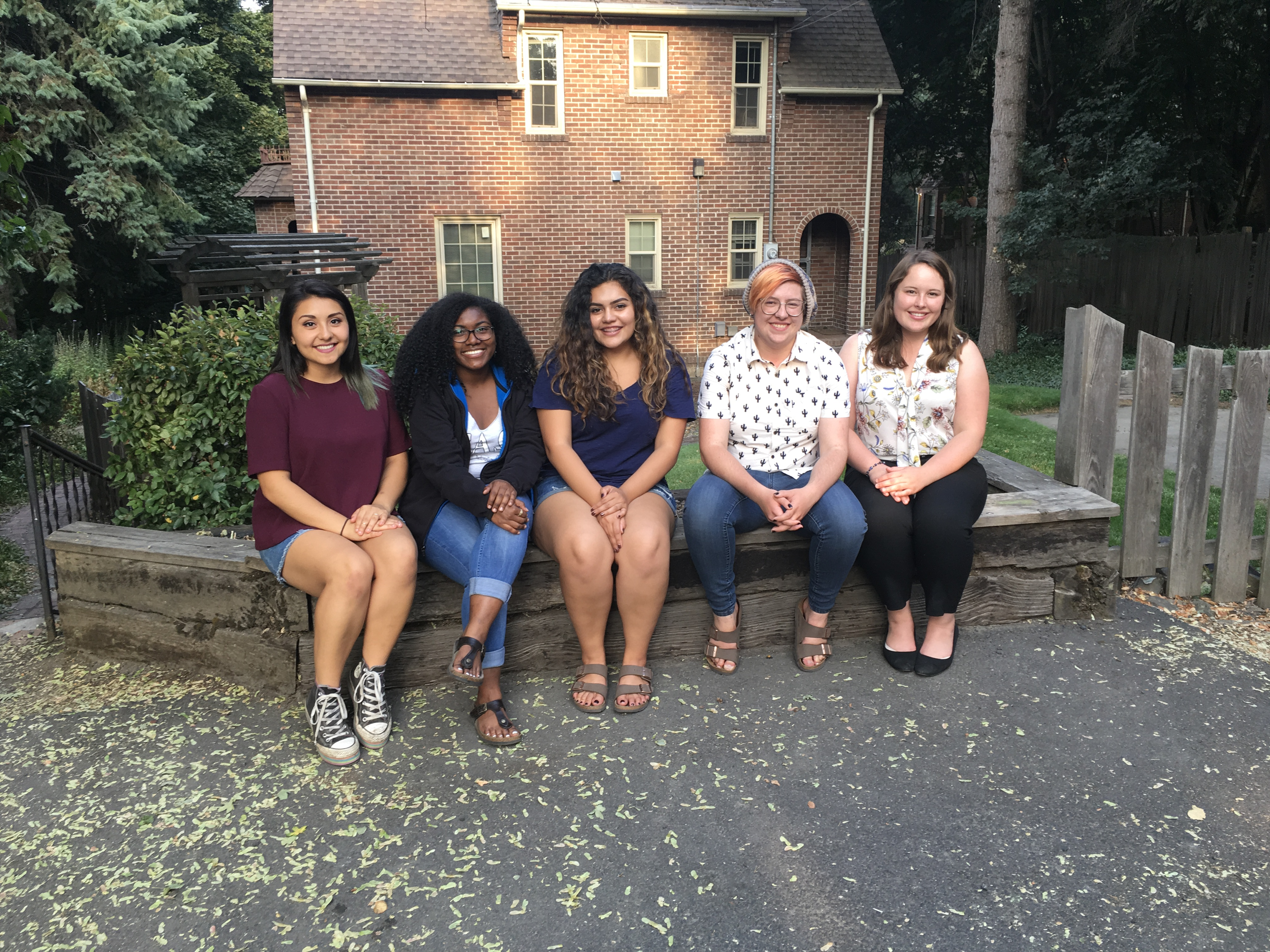 2017-2018 Social Justice Peer Educators